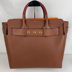 New Burberry Medium Leather Triple Stud Belt Bag